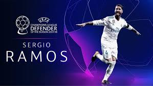 Ea will introduce toty nominees and send the ballot boxes for voting to media, athletes and fifa communities. Sergio Ramos Champions League Defender Of The Season Uefa Champions League Uefa Com