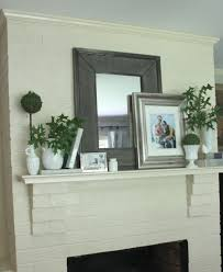 At Home: A Blog By Joanna Gaines. Mantle DecoratingMantles DecorFireplace  MantlesDecorating IdeasDecor ...