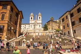 Der französische sonnenkönig ludwig xiv. Spanische Treppe Rom Tipps Und Infos Zur Spanischen Treppe Helptourists In Rome Helptourists In Rome