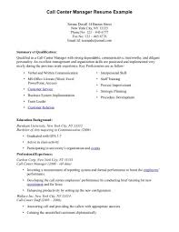 Sample Resume For Call Center Sales Resume Ixiplay Free Resume