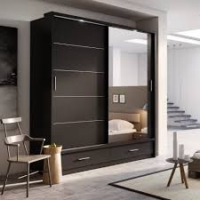 Modern Bedroom Mirrors Brand New Modern Bedroom Mirror Sliding Door Wardrobe Arti 5 In