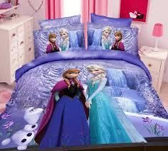 kids furniture elsa bedroom set frozen toddler bed set purple frozen font b elsa