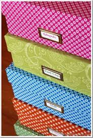 diy decorated storage boxes. Photo 3 Of 8 DIY Ideas-Make Your Own Decorative Storage Boxes (ordinary Paper # Diy Decorated