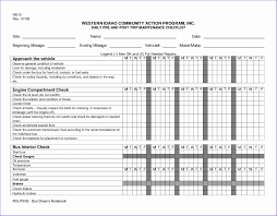 026 Template Ideas Ms Excel Vehicle Service Record Log G2tmv