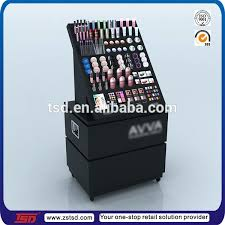 Make Up Stands And Displays Extraordinary Make Up Displays Stands Cosmetic Shop Counter Makeup Product