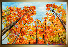 colorful landscape 1 on wall art painting singapore with colorful landscape 1 no 1 landscape paintings s 98 00 lj oil