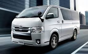 Toyota Hiace Van:Price. Reviews. Specifications. | Japanese ...