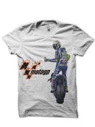 Valentino Shirt Size Chart Valentino Moto Gp White T Shirt