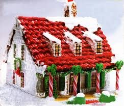 Gingerbread House Patterns Magnificent Gingerbread House Patterns