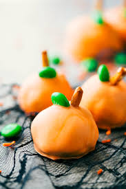 halloween oreo balls. Perfect Balls Halloween Foods  PUMPKIN OREO BALLS  To Oreo Balls T