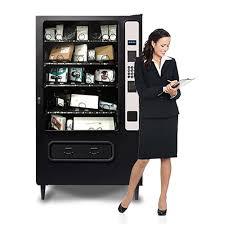 Vending Machine Attendant Gorgeous Automated Supply Dispensing Machines Supply Vending