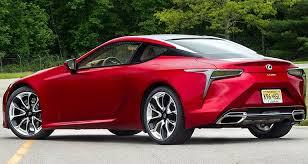 2018 lexus sport car. perfect sport 2018 lexus lc 500 rear intended lexus sport car 2