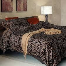 Full Size Of Leopard Print Bedding Sets Asda African Animal Print ... & ... Free Animal Print Quilt Patterns 100 Sateen Cotton Bedding Set Leopard  Print Duvet Cover Set Home ... Adamdwight.com