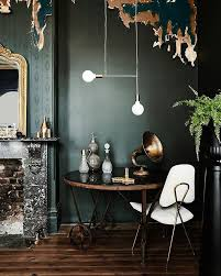 dining room paint colors dark furniture 316 best dark walls images on