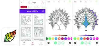 Design Your Own Garden App Mesmerizing The 48 Best Adult Coloring Book Apps Posh Coloring Studio