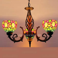 gorgeous colored glass chandelier multi colored blown glass chandelier crystal mini color shade light antique chandeliers gorgeous colored glass