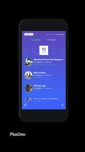Mobile List View Design