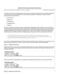 Charming Resume Tutorialspoint Photos Entry Level Resume