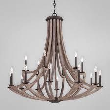 full size of lighting nice wood chandelier 9 light fixtures large bead sisal l f4af69d9b5751f5d wood