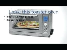 cooks convection toaster oven cooks food faster with deluxe convection toaster oven broiler master chef convection