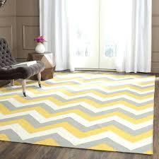 yellow grey carpet blue white chevron rug runner bath