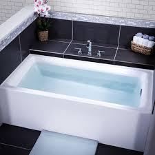 fullsize of smartly overflow drain kit included miseno vitality three wall alcove bathtub overflow drain cover