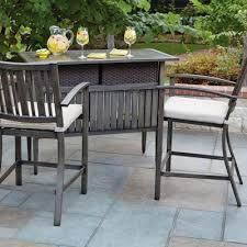 Impressive Outdoor Patio Bar Chairs Outdoor Bar Furniture Patio