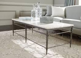 furniture furniture round white granite top coffee table