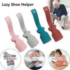 <b>1pc Lazy Shoes</b> Lifter Unisex Wear Shoehorn Shoe Wear Helper ...