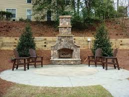 fireplace outdoor kit jen joes design best outdoor fireplace image of outdoor stone fireplace kits