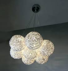 chandeliers round glass ball chandelier delivery time to days ceiling light for crystal