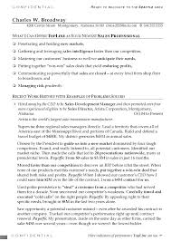 Sales Manager Resume - Resume Cv Cover Letter