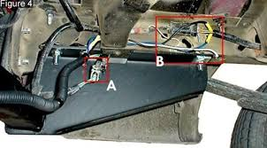 ford wiring parts brake controller installation on a full size ford truck or suv ford connector n light socket wiring diagram
