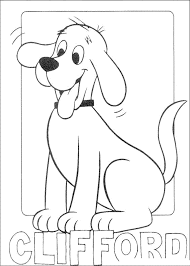 Print & Download - dog coloring pages for kids printable -
