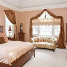 sears bedroom curtains. sears curtains and window treatments reference for traditional bedroom with tassel, trim, swag by kh fashions, inc.