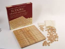 Sudoku Wooden Board Game Instructions Grand Master Wooden Board Game 64