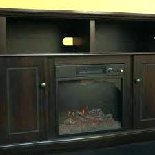 sears electric fireplace tv stand screens s sears electric fireplace