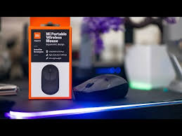 Mi <b>Portable Wireless Mouse</b> Review and Giveaway! - YouTube