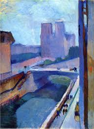 notre dame sunrise by matisse small