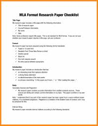 014 Research Paper Sample Mla Style Format Best Of Museumlegs