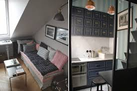 How One Parisian Lives Comfortably in 121 Square Feet - Curbed