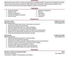 Health Information Technician Sample Resume Monster Com Medical