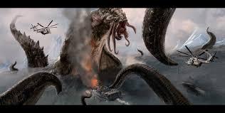 clash of the titans kraken wallpaper.  Kraken Clash Of The Titans Kraken Wallpaper Throughout U
