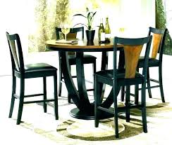 dining tables two chair dining table set kitchen black round and chairs 2 di