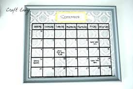 framed 3 month wall calendar whiteboard framed dry erase calendar large whiteboard board wall