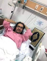 عائلة الفنان السعودي خالد سامي تستعين بمسلسلاته القديمة لإنعاش ذاكرته