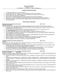 Retail Resumes Samples Retail Manager Resume Teller Resume Sample ...