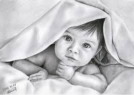 Risultati Immagini Per Disegni Di Bambini A Matita Drawandpencils