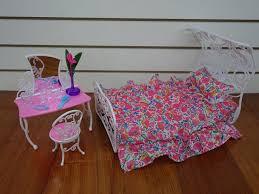 barbie size dollhouse furniture set. barbie size dollhouse furniture sweet dream bed room play set i