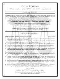 Legal Secretary Resume Objective